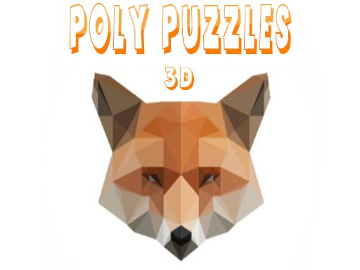 Play Poly Puzzles 3D Now!