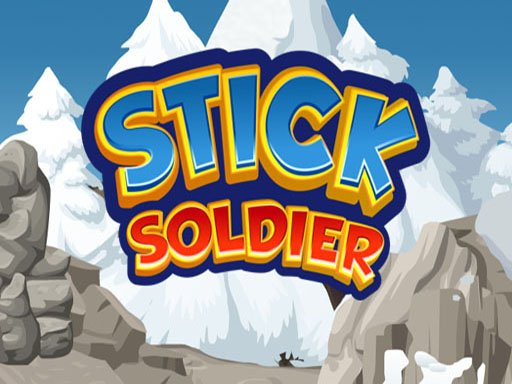 Play Stick Soldier Now!