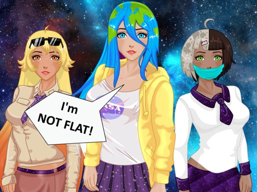 Play Princess Earth Chan Now!
