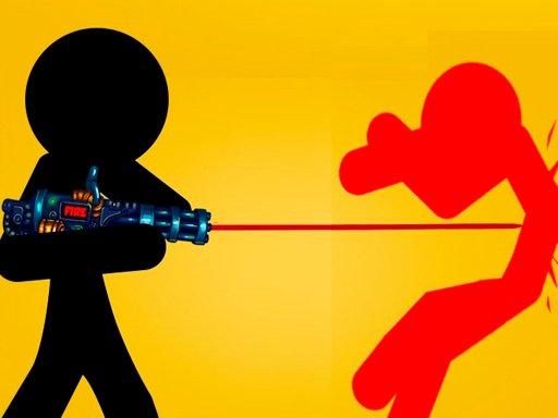 Play Clash Of Stickman Warrior Now!