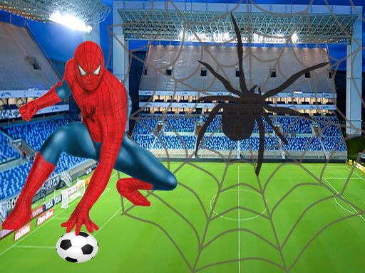 Play Spidy Soccer Now!