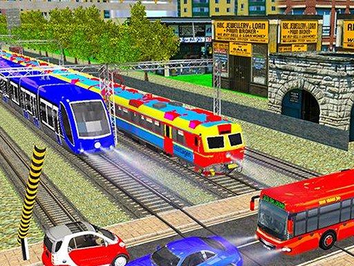 Play Rail Road Crossing Now!
