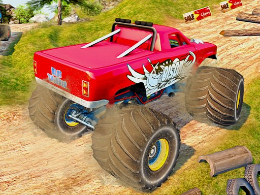 Play Monster Truck Highway Traffic Now!
