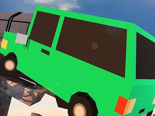 Play Broken Bridge Car Driving Now!