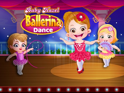 Play Baby Hazel Ballerina Dance Now!