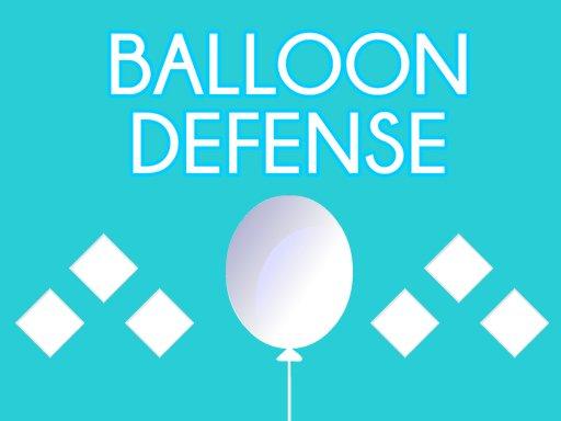 Play Balloon Defense Now!