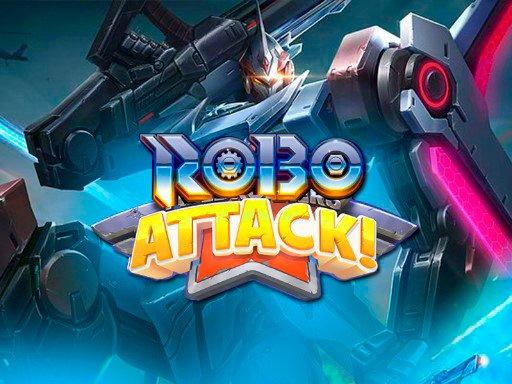 Play Robo Galaxy Attack Now!
