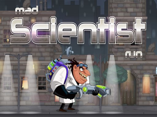Play Mad Scientist Run Now!