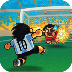 Play Foot Chinko Now!