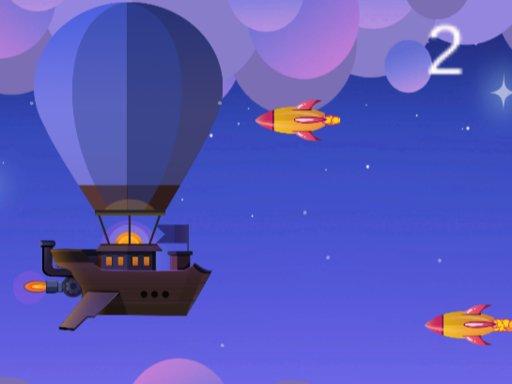 Play Cloud Flight Now!