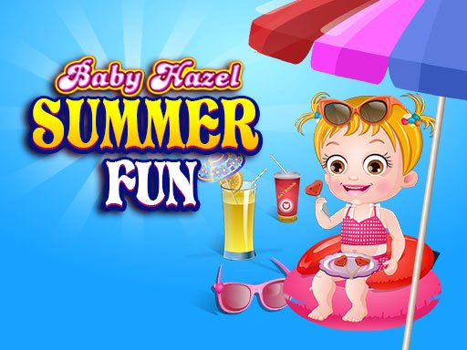 Play Baby Hazel Summer Fun Now!