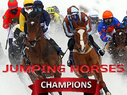 Play JUMPING HORSES CHAMPIONS Now!