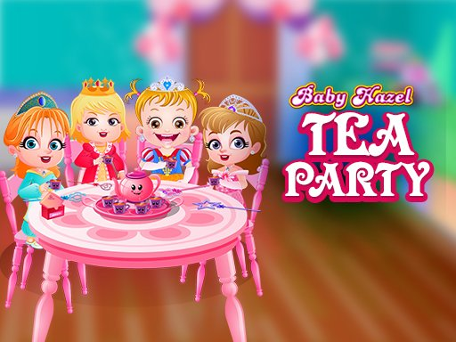 Play Baby Hazel Tea Party Now!