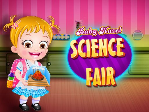 Play Baby Hazel Science Fair Now!