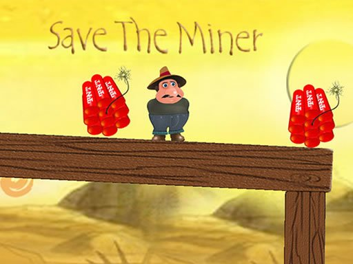 Play Save the Miner Now!