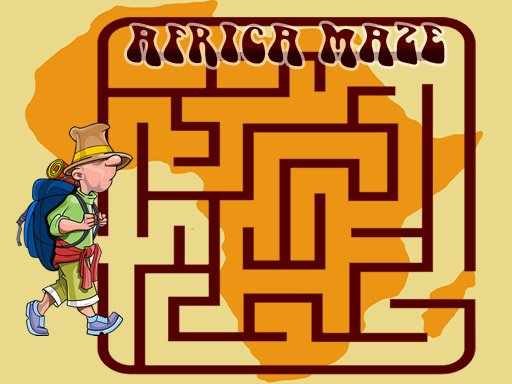 Play Africa Maze Now!