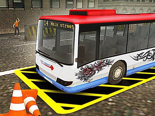 Play Bus Parking Simulator Now!