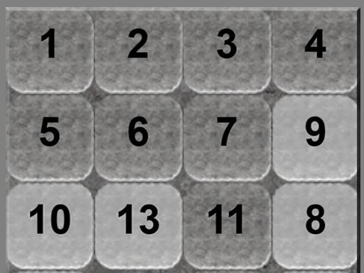 Play Classic Sliding Numbers Now!