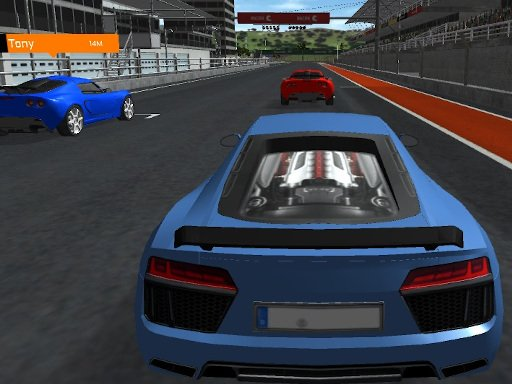 Play Racer 3D Now!