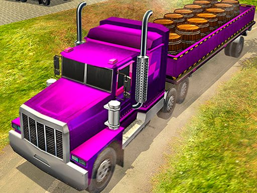 Play City Cargo Trailer Transport Now!