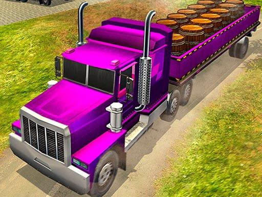 Play City Cargo Trailer Transport Now!