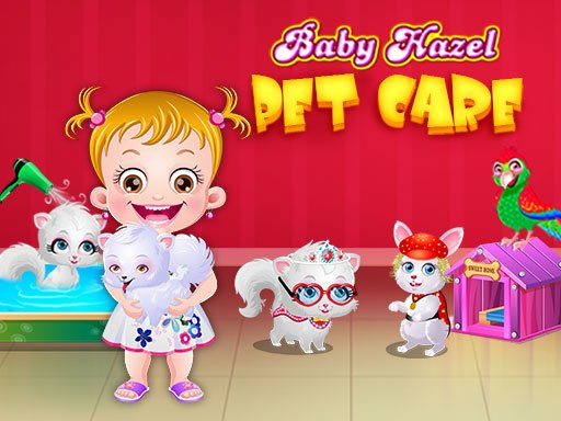 Play Baby Hazel Pet Care Now!