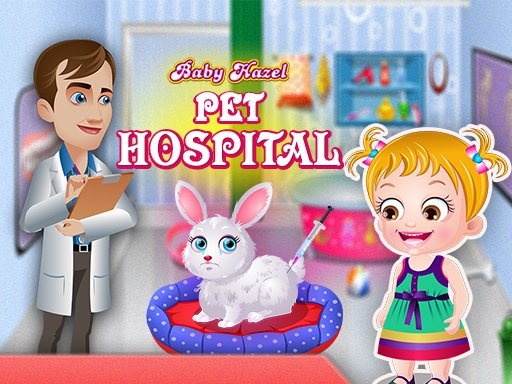 Play Baby Hazel Pet Hospital Now!