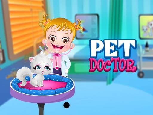 Play Baby Hazel Pet Doctor Now!