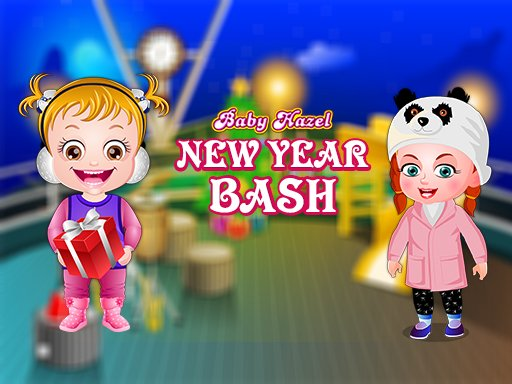 Play Baby Hazel New Year Bash Now!
