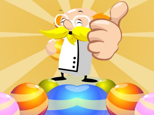 Play Professor Bubble Shooter Now!
