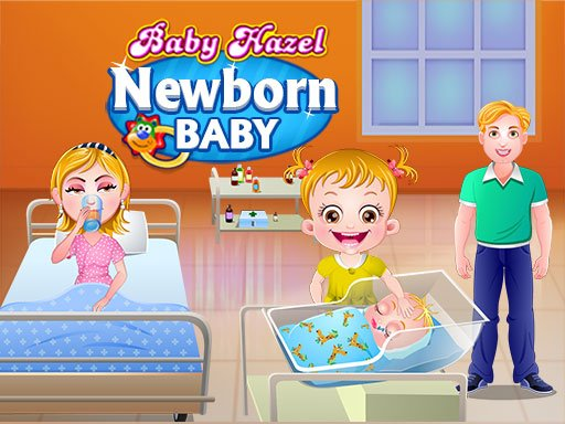 Play Baby Hazel Newborn Baby Now!