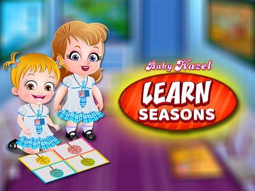 Play Baby Hazel Learn Season Now!