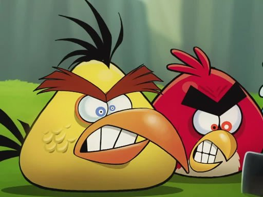 Play Angry Birds Match 3 Now!