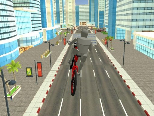 Play Bicycle Rider Now!