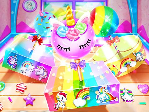 Play Unicorn Cake Pops Now!