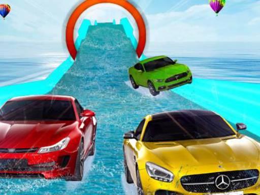 Play Water Car Racing Now!