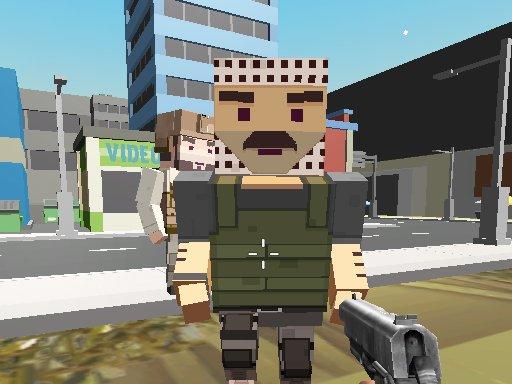 Play Blocky Pixel Now!
