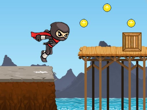 Play Ninja Runner Now!