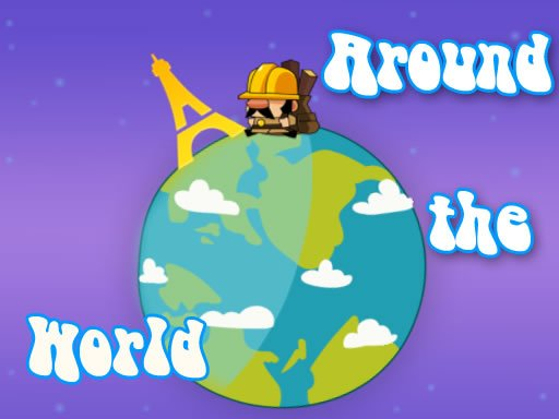 Play Around The World With Jumping Now!