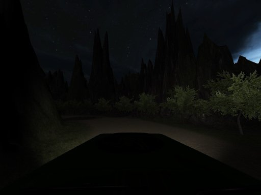 Play Horror Jungle Drive Now!
