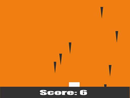 Play Dodge The Spikes Now!