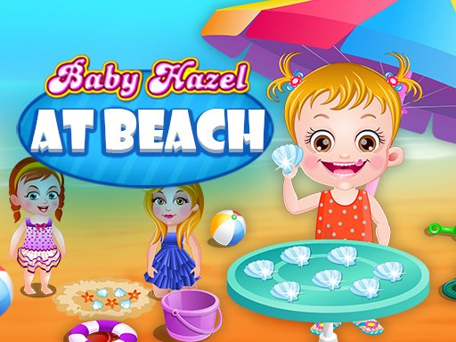 Play Baby Hazel at Beach Now!