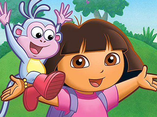 Play Dora Candy Land Now!