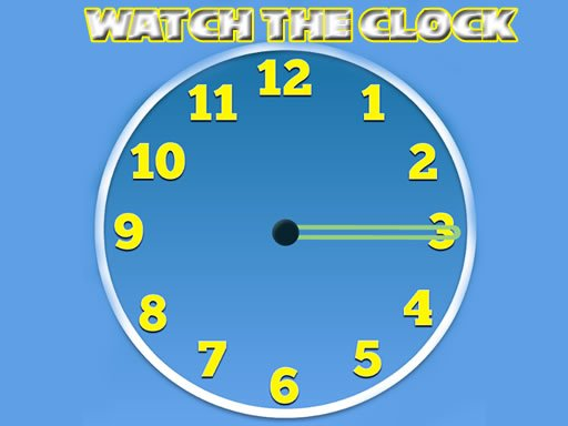 Play Watch The Clock Now!