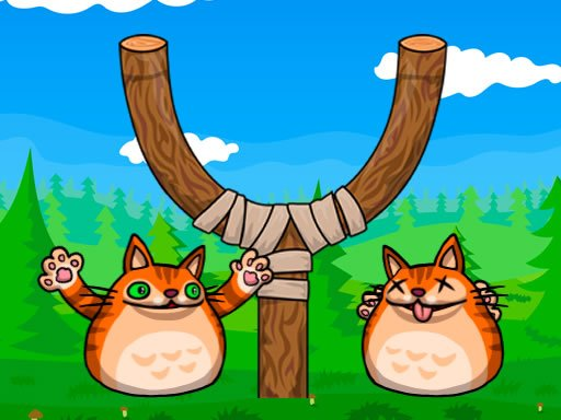 Play Shot the Angry Cat Now!