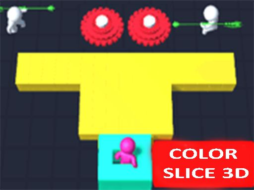 Play Color Slice 3D Now!