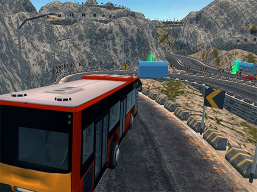 Play Bus Mountain Drive Now!