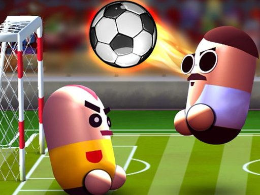 Play Pill Soccer Now!