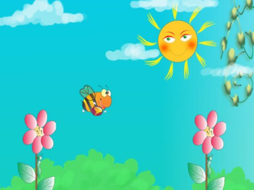Play Flap Bee Now!