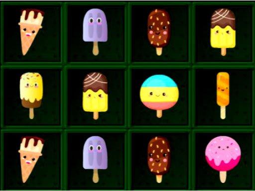 Play Ice Cream Puzzles Now!